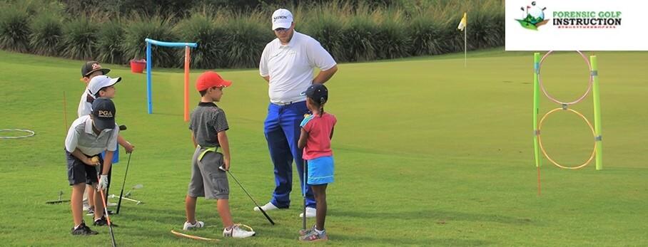 Forensic Golf Instruction