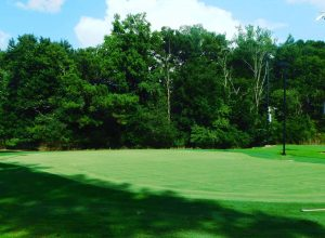 Sugar Creek Golf Green