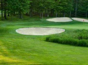 golf grounds